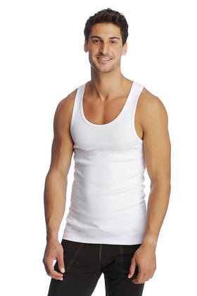 Edge Sustain Tank Top (White) Edge Tanks 4-rth