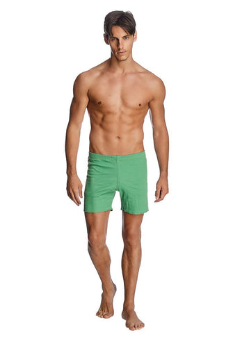 Fusion Yoga Short (Bamboo Green) Short Shorts 4-rth