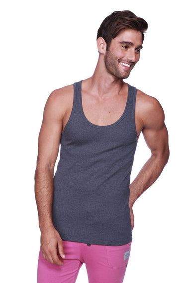 Sustain Tank (Charcoal) Mens Tanks 4-rth