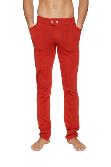 Tactical Urban Travel Dress Pant Yoga Pant (Cinnabar)