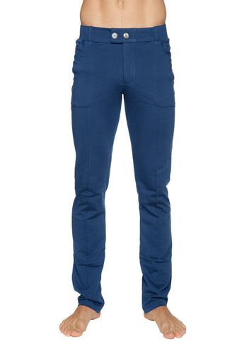Tactical Urban Travel Dress Pant Yoga Pant (Royal Blue)