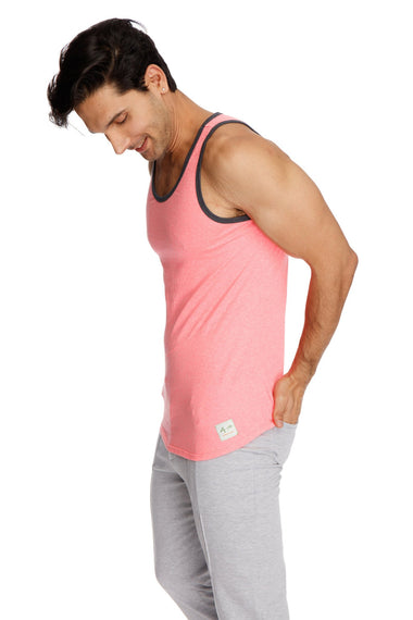 The Perfect Tank (Coral Slub) Mens Tanks 4-rth