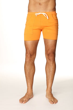 Transition Yoga Short (Sun Orange) Short Shorts 4-rth