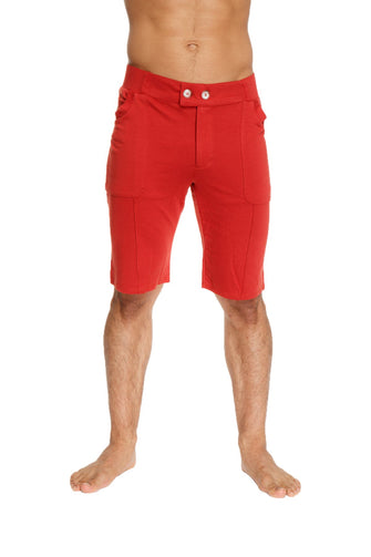 Urban Tactical Dress Shorts (Cinnabar Red) Dress Pants 4-rth