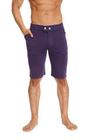 Urban Tactical Dress Shorts (Eggplant Purple) Dress Pants 4-rth