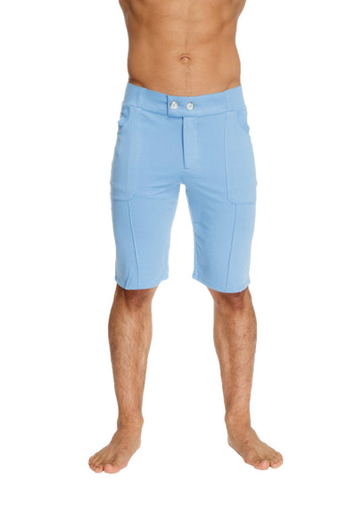 Urban Tactical Dress Shorts (Ice Blue) Dress Pants 4-rth