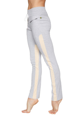 "Women's Organic ""boyfriend"" Yoga Training Pant Womens Pants 4-rth"