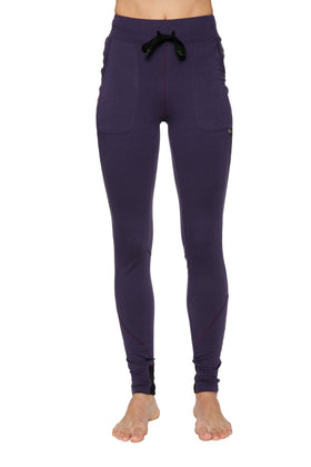 "Women's Straight-Leg ""LONG"" Performance Yoga Pant Womens Pants 4-rth"