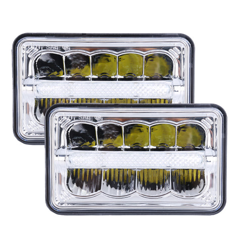 "VisionPRO 4x6 LED Lamps. ""PAIR"""