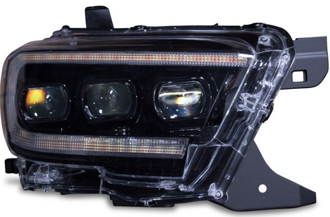 Toyota Tacoma XB LED Headlamps 2016-2019