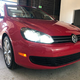 Volkswagen High Beams/DRL Plug & Play LED Conversion Kit