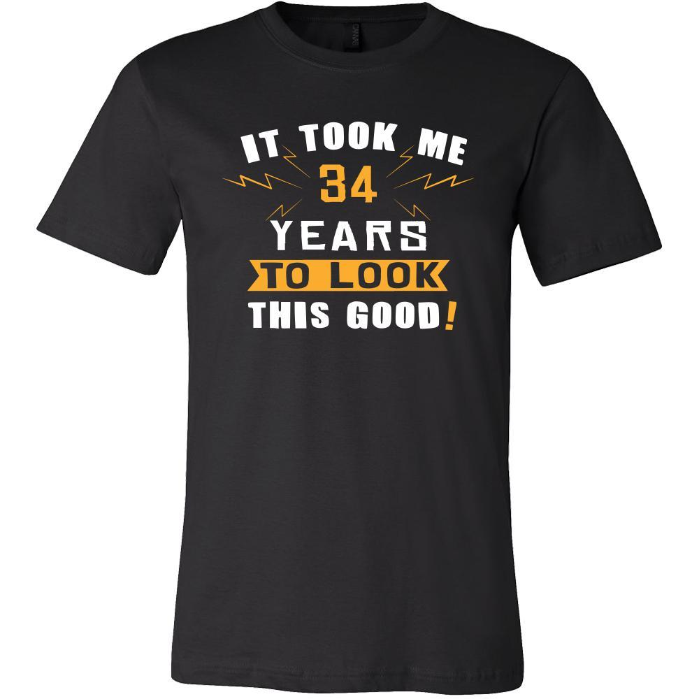 34th Birthday Shirt