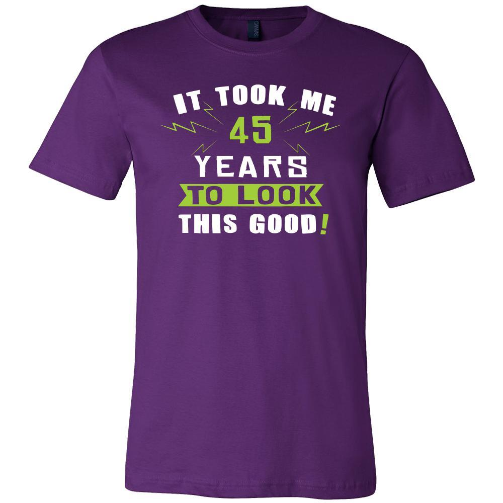 45th Birthday Shirt
