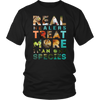 VETERINARY T SHIRT - REAL Healers TREAT MORE THAN ONE SPECIES-T-shirt-Teelime | shirts-hoodies-mugs