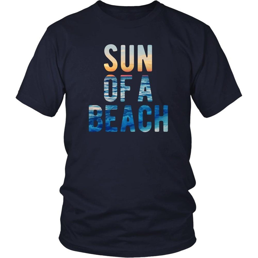 Beach T Shirt - Sun of a beach