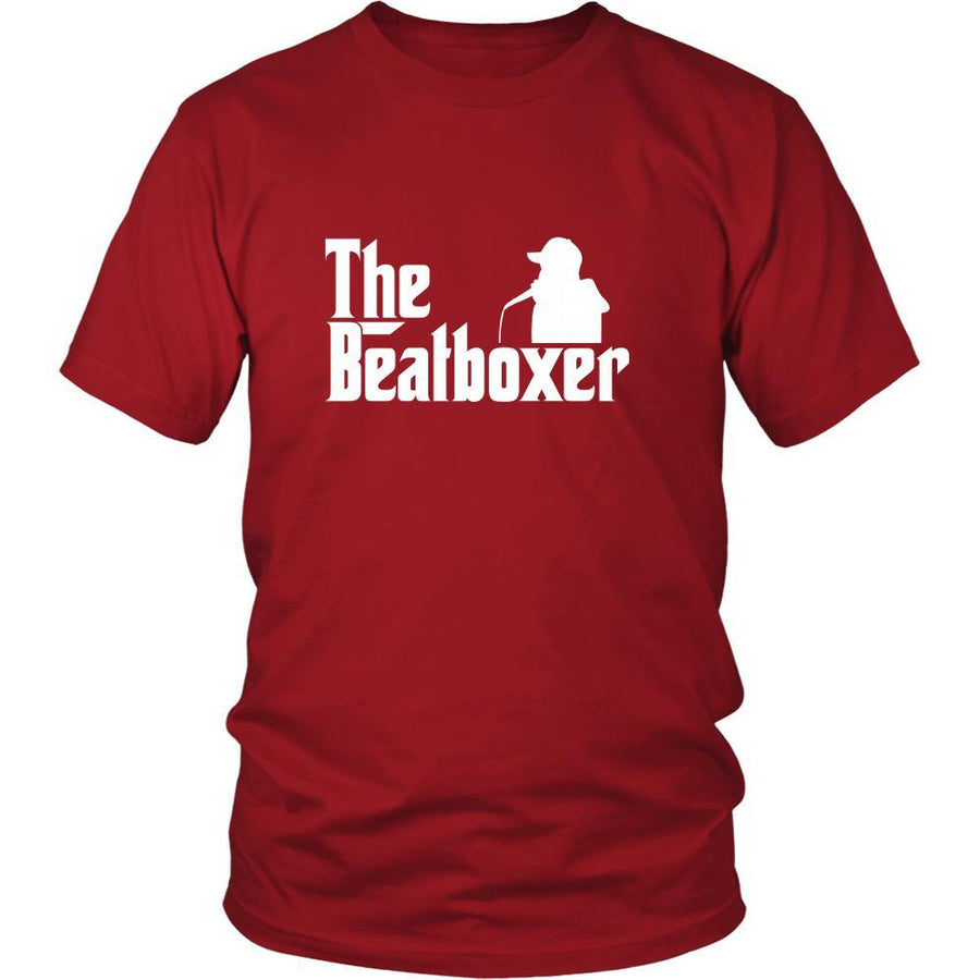 Beatboxing Shirt - The Beatboxer Hobby Gift-T-shirt-Teelime | shirts-hoodies-mugs