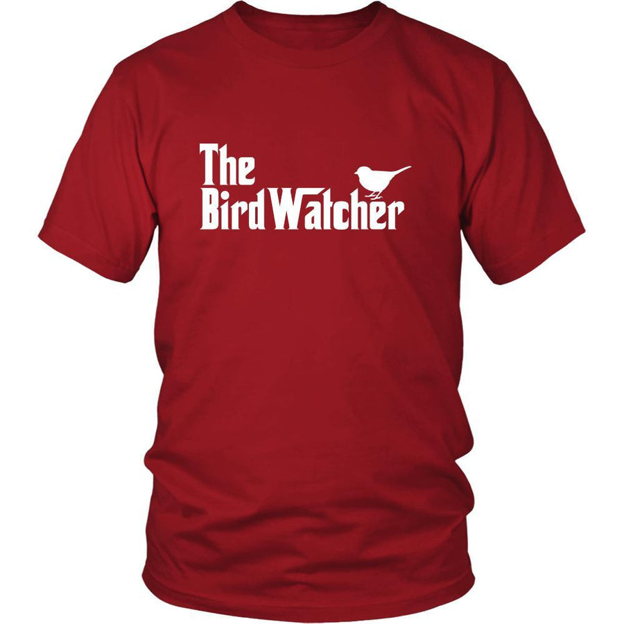 Bird Watching Shirt - The Bird Watcher Hobby Gift-T-shirt-Teelime | shirts-hoodies-mugs