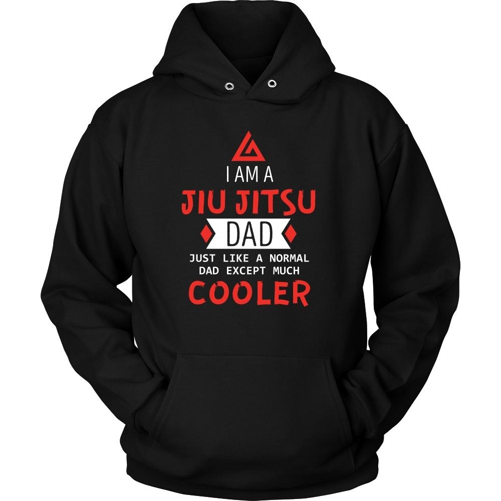 50be0dc2 BJJ T Shirt - I am a Jiu Jitsu Dad - Teelime | Unique t-shirts