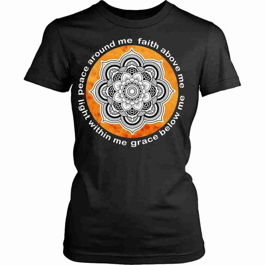 Buddhism Saying T Shirt-T-shirt-Teelime | shirts-hoodies-mugs