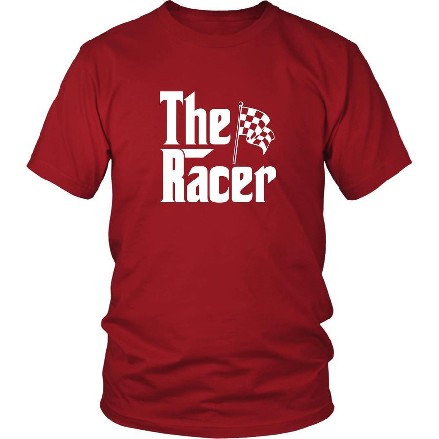 Car Racing Shirt - The Racer Hobby Gift-T-shirt-Teelime | shirts-hoodies-mugs
