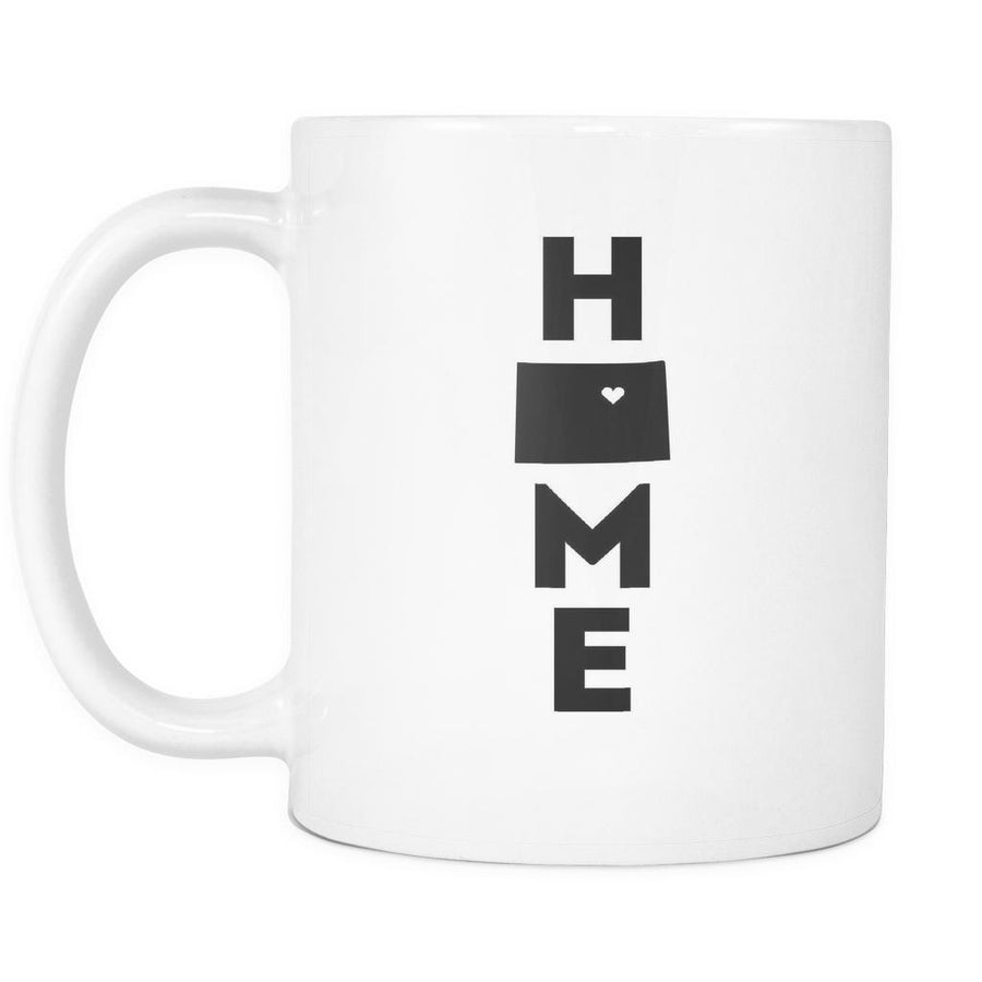 Colorado Mug Sweet Home Colorado mug - Colorado coffee cup (11oz) White-Drinkware-Teelime | shirts-hoodies-mugs