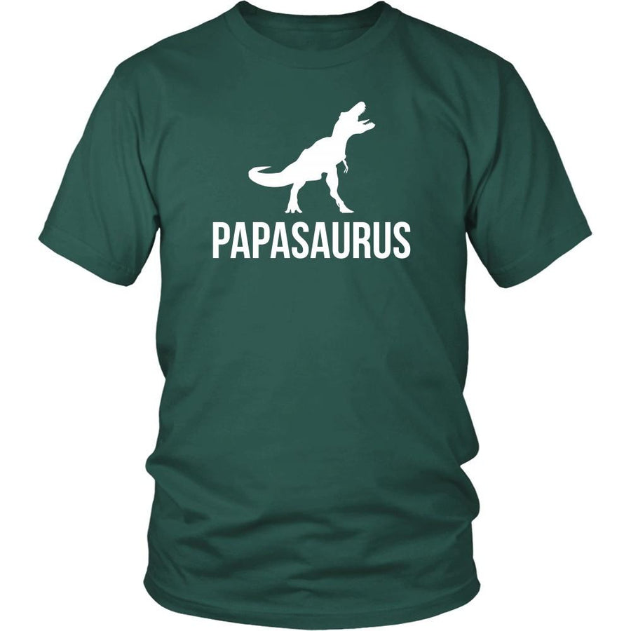 Father's Day T Shirt - Papasaurus