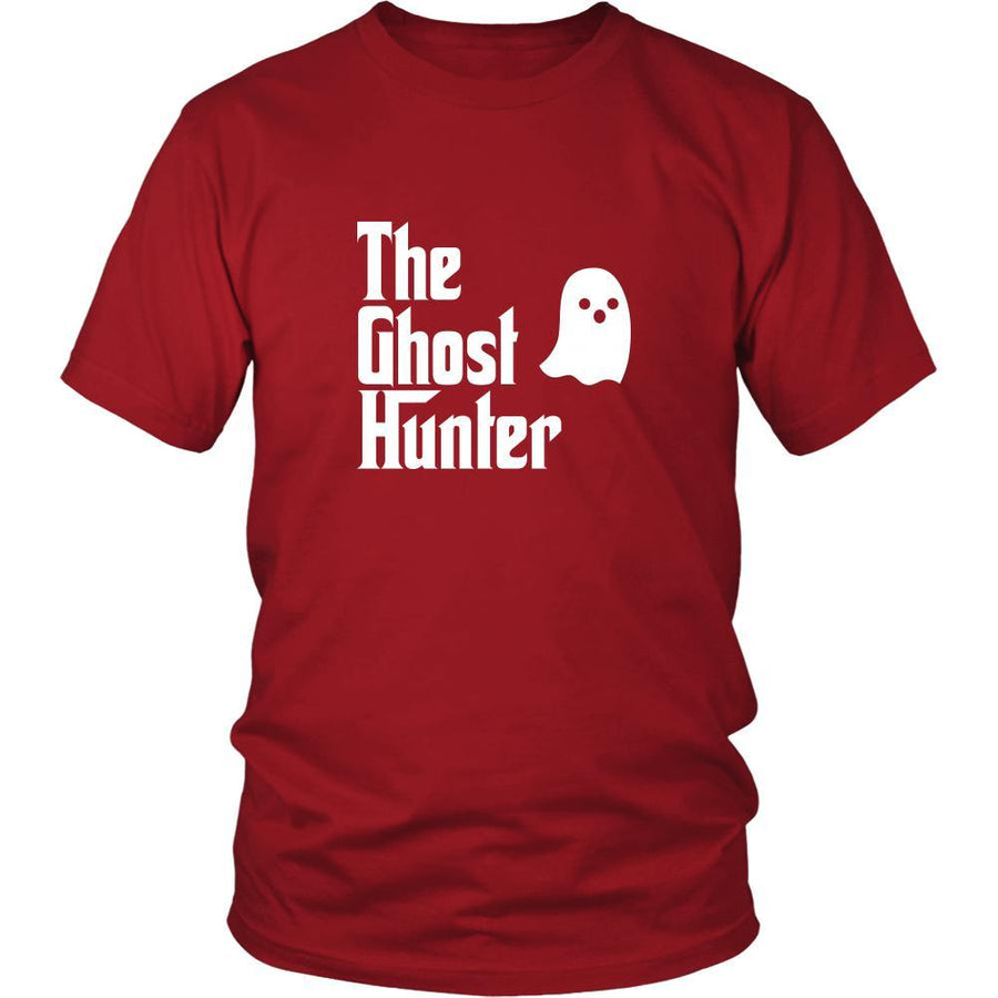 Ghost hunting Shirt - The Ghost Hunter Hobby Gift-T-shirt-Teelime | shirts-hoodies-mugs