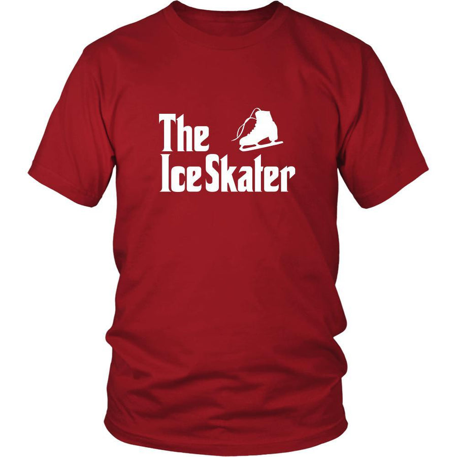 Ice skating Shirt - The Ice Skater Hobby Gift-T-shirt-Teelime | shirts-hoodies-mugs