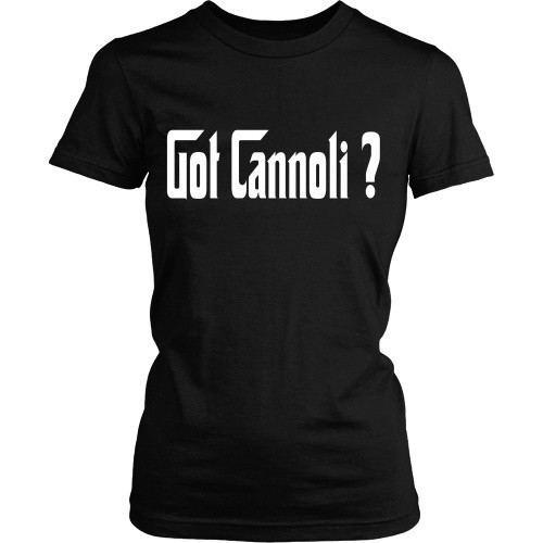 Italian T Shirt - Got Cannoli?-T-shirt-Teelime | shirts-hoodies-mugs