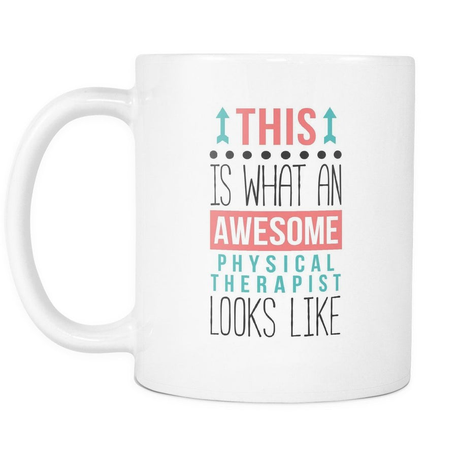 Physical Therapist mug - Awesome Physical Therapist-Drinkware-Teelime | shirts-hoodies-mugs