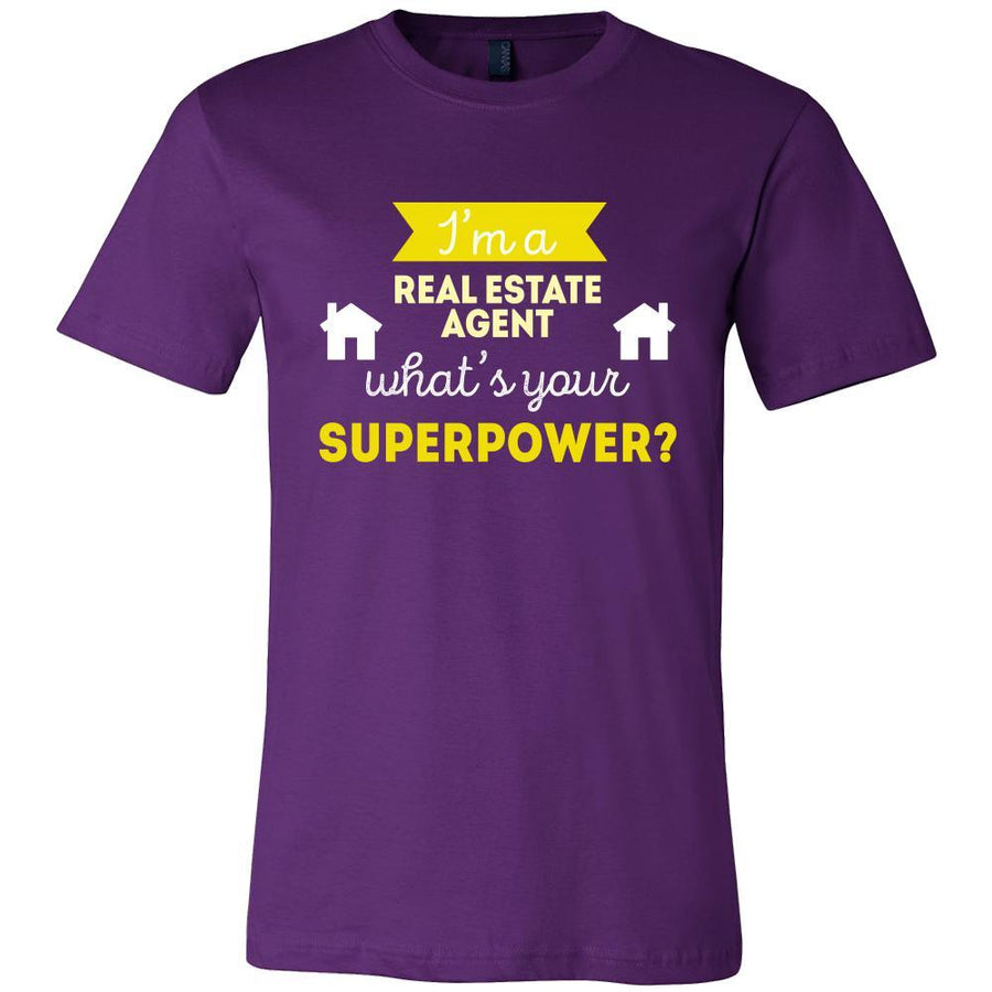 Real estate agent Shirt - I'm a Real estate agent, what's your superpower? - Profession Gift