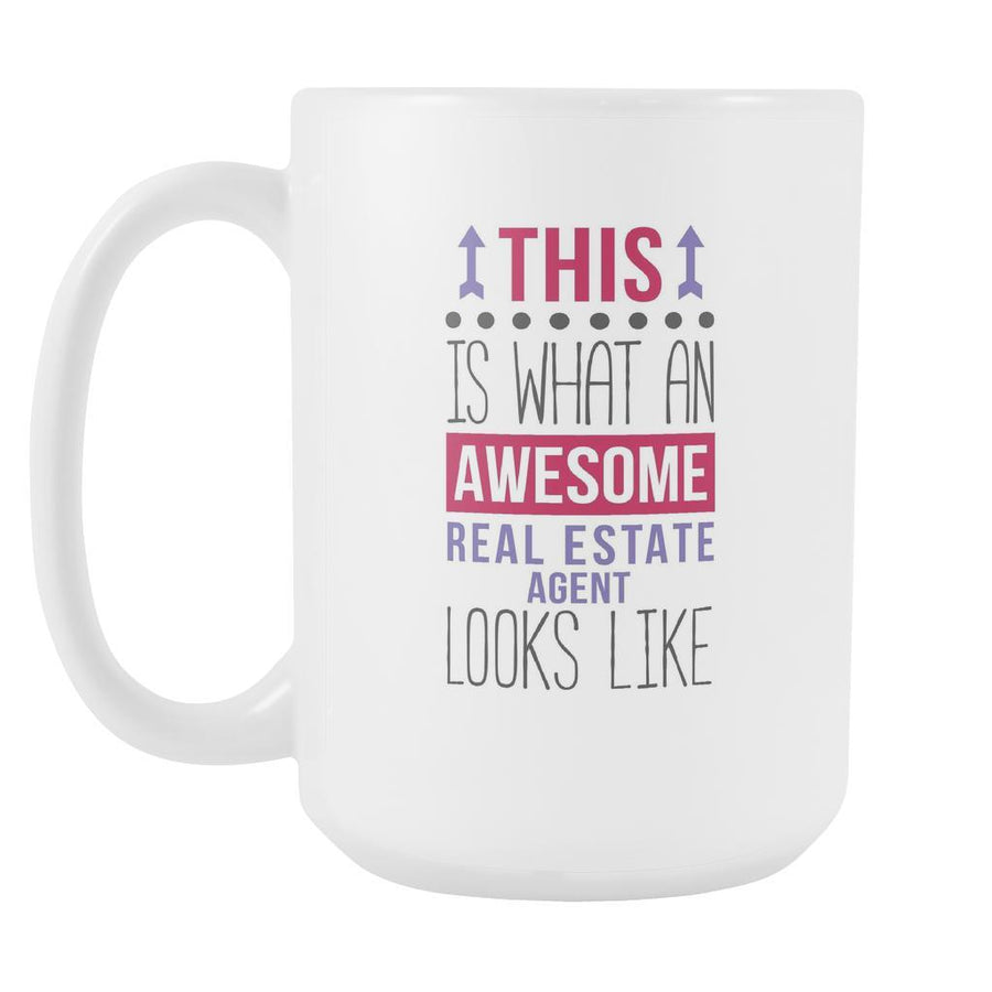Realtor mug - Awesome Real Estate Agent