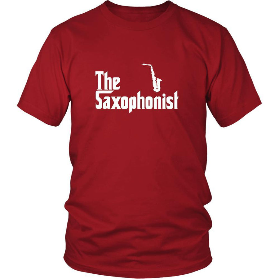 Saxophone Shirt - The Saxophonist Music Instrument Gift-T-shirt-Teelime | shirts-hoodies-mugs