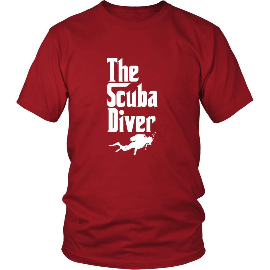 Scuba Diving Shirt - The Scuba Diver Hobby Gift