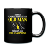 Never underestimate an old man who plays the saxophone Full color Mug-Full Color Mug | BestSub B11Q-Teelime | shirts-hoodies-mugs