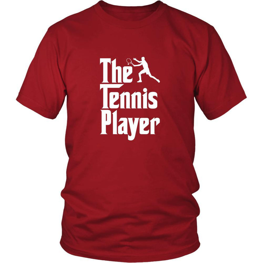Tennis Shirt - The Tennis Player Sport Gift-T-shirt-Teelime | shirts-hoodies-mugs