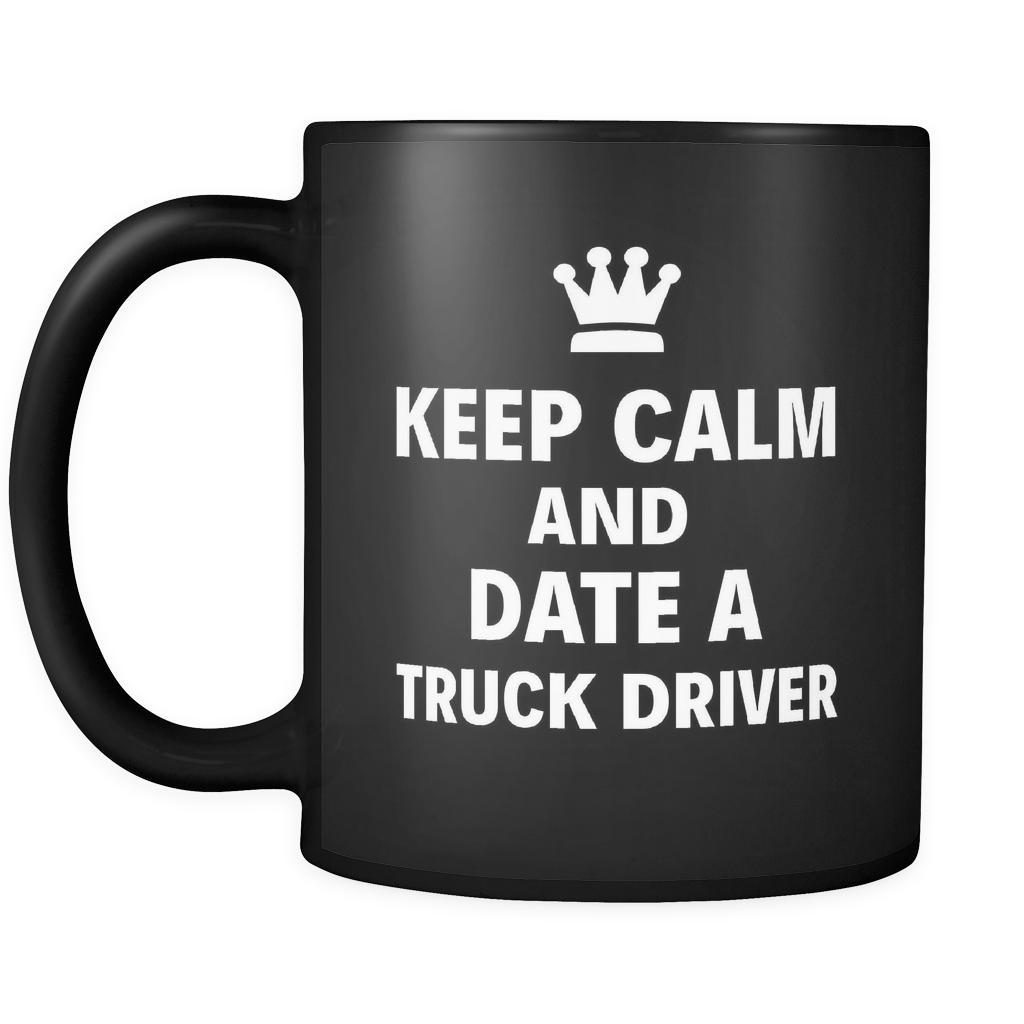 how to deal with dating a truck driver