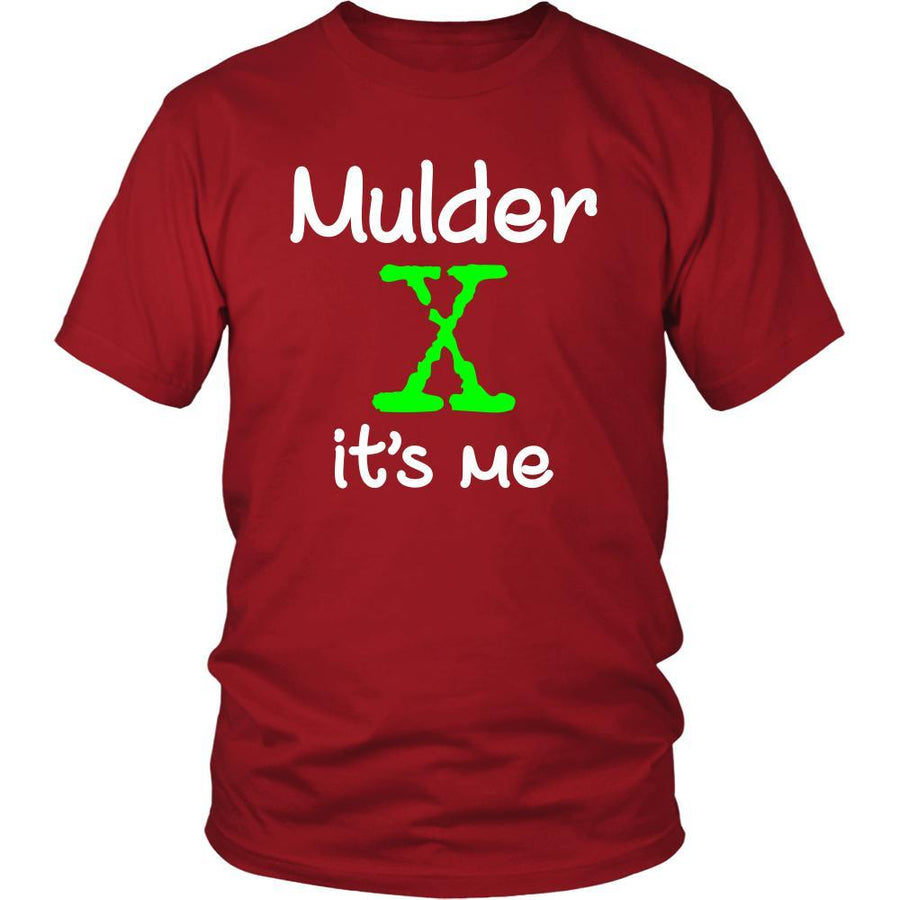 Valentine's Day T Shirt - Mulder it's me-T-shirt-Teelime | shirts-hoodies-mugs