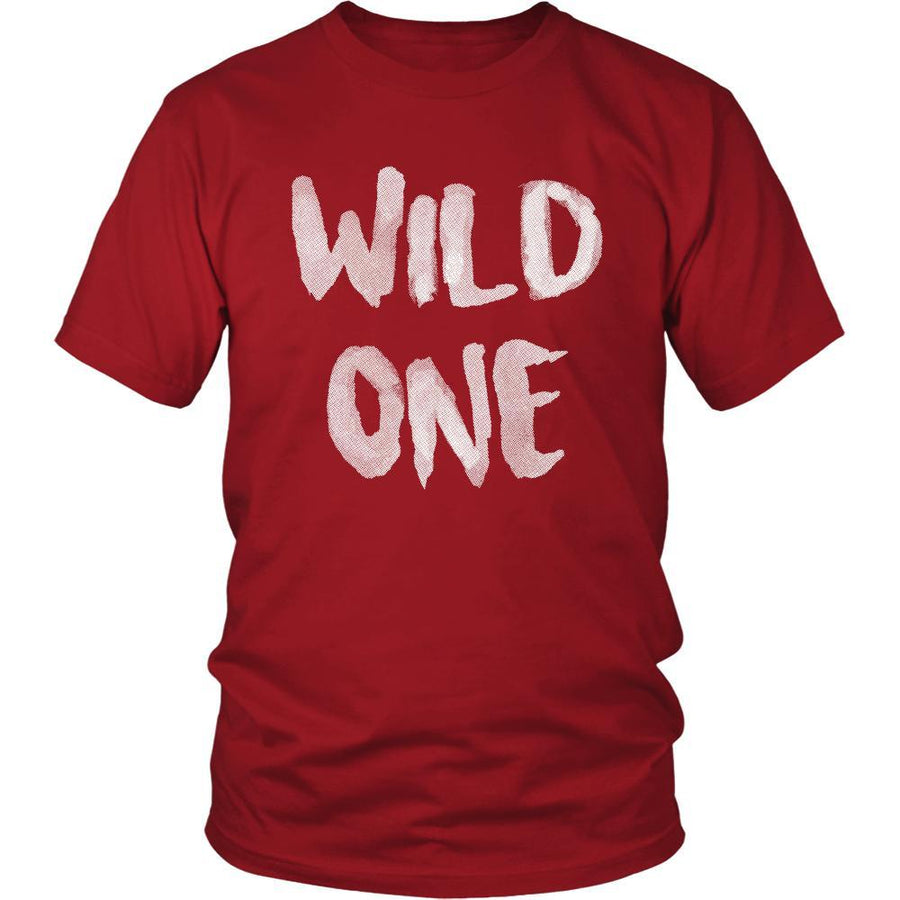 Valentine's Day T Shirt - Wild one-T-shirt-Teelime | shirts-hoodies-mugs