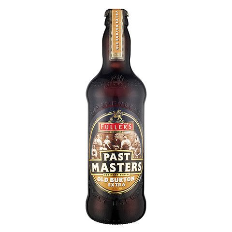 Past Masters Old Burton Extra - Fuller's Brewery Online Shop