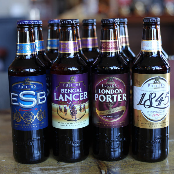 Strong and Bold Selection - Fuller's Brewery Online Shop