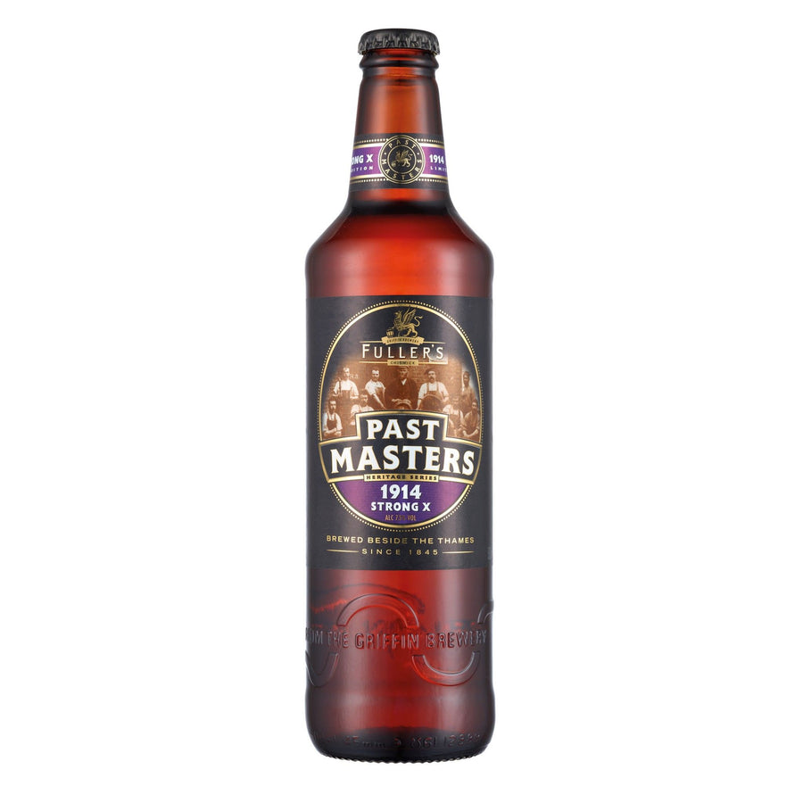 Past Masters 1914 Strong X - Fuller's Brewery Online Shop