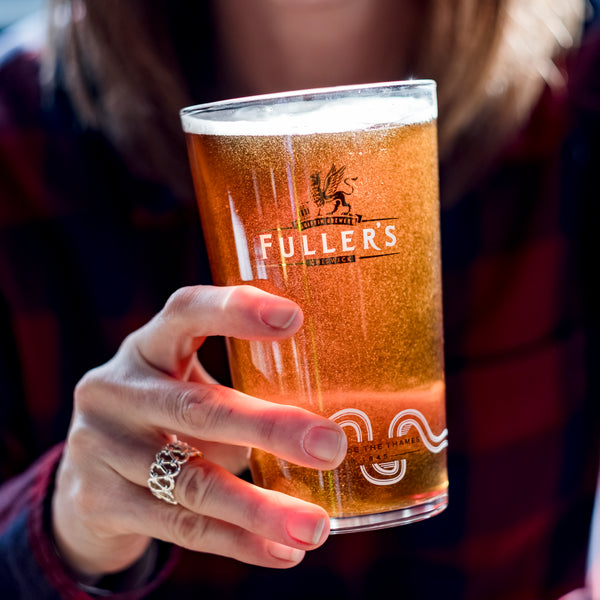 Fuller's Pint Glass