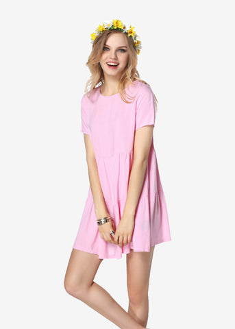 Hattie Babydoll Dress