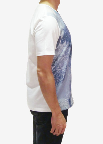 Men's The Asteriod Shortsleeves Top