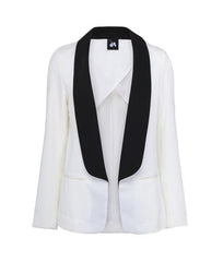 Black Collar Jacket