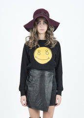 Infinity Smiley Sweatshirt