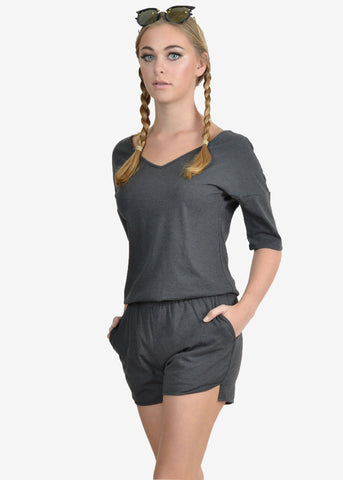 Lindsay Classic Tee Rompers