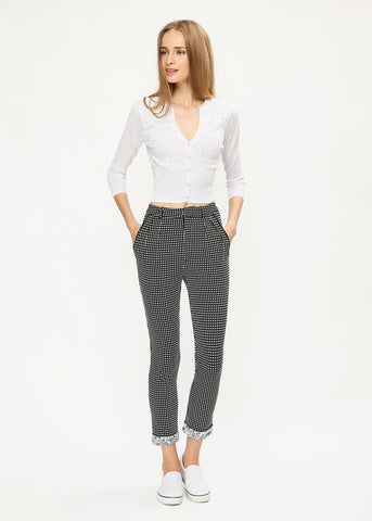 Rosie heart pockets Pants