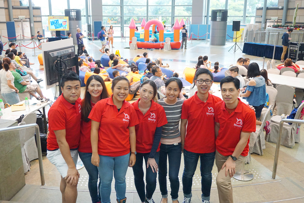 Mochy Kid helps shopping malls & event organizers to host DIY workshops for kids & children in Hong Kong